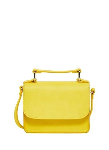 Vero Moda Clutch / El Çantası Sarı